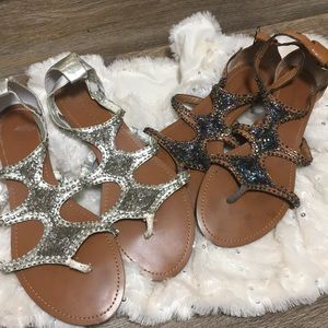 Gianni Bini Sandal Bundle